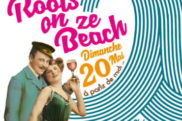 Le 20 mai:  des vignerons on the beach (à Canet)